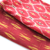 printed silk scarves by Mayil
