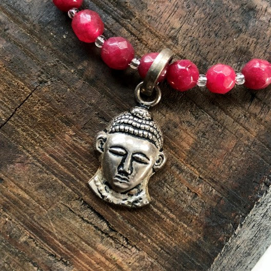 buddha pendant necklace