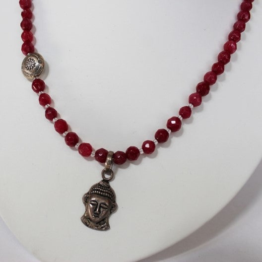 drishti necklace mayil