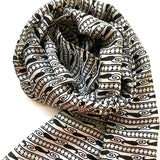 office wear formal scarf