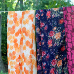 colorful scarves by Mayil