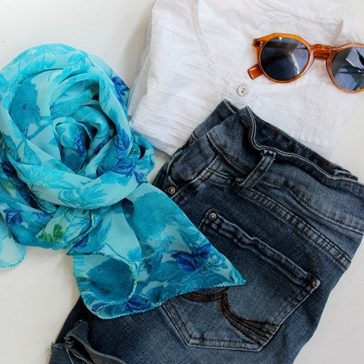 summer scarves by mayil
