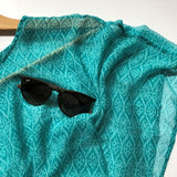 poncho convertible scarf
