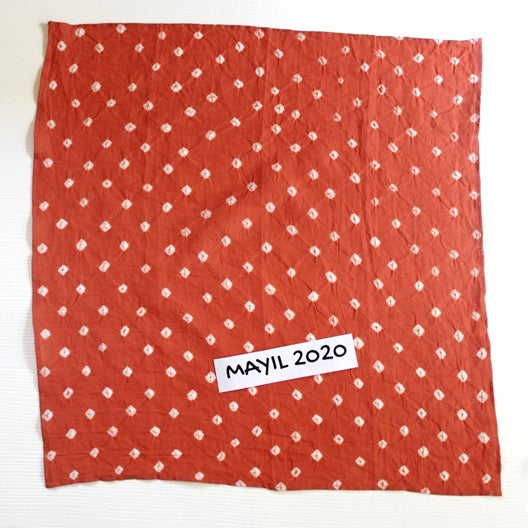 mayil 2020 mini square summer scarf