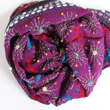 colorful scarves for women