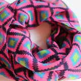 fuchsia scarves mayil unique scarves
