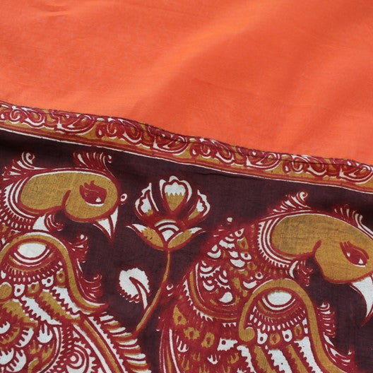 kalamkari patch work scarves