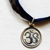 om charm silver gift