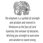 symbolism of elephants in india