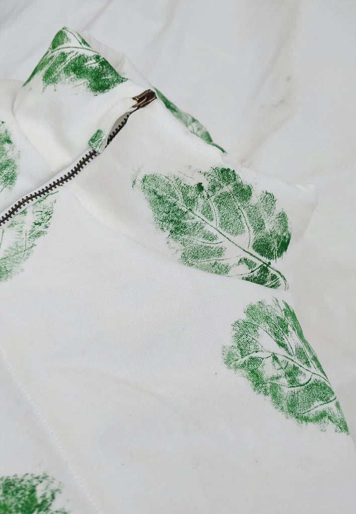 HEART OF BORNEO JACKET LEAVES