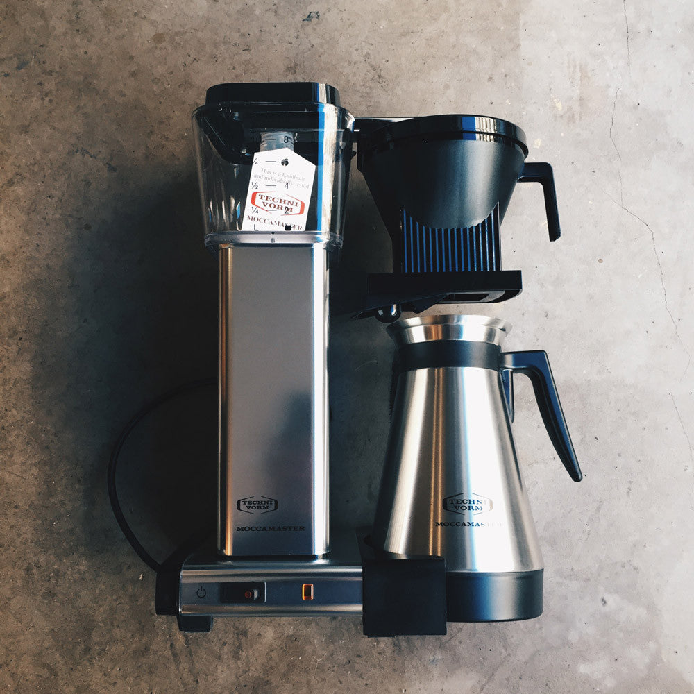 Technivorm Moccamaster - 1,25L Thermos