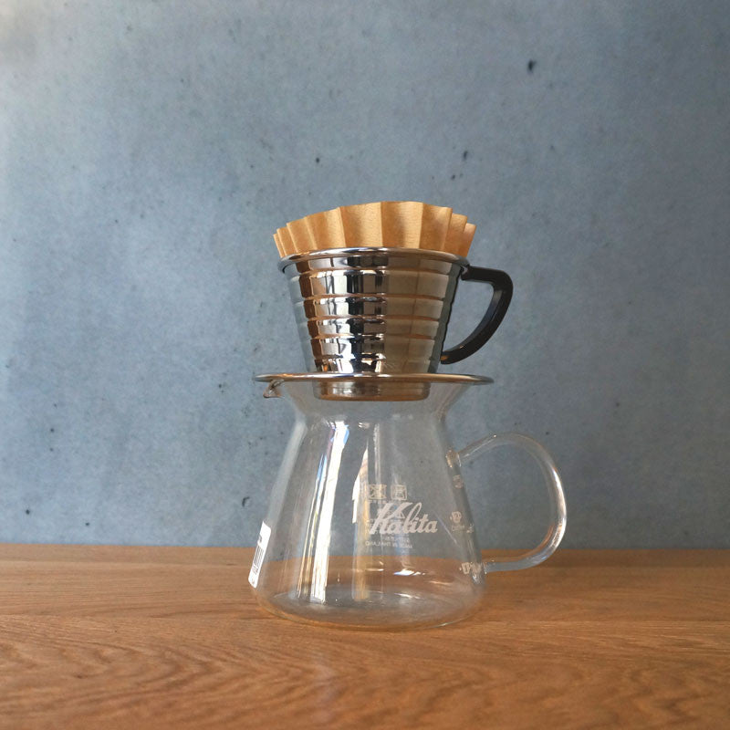Cafetière Kalita Wave Dripper  [155] ou [185]