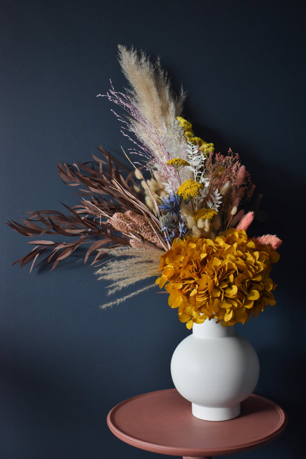 Indian Summer - Appreciation Project - Dried Flowers UK