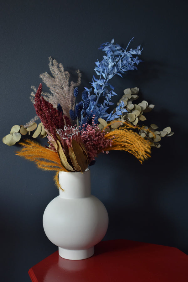 Velvet Jewel Dried Flowers - Appreciation Project