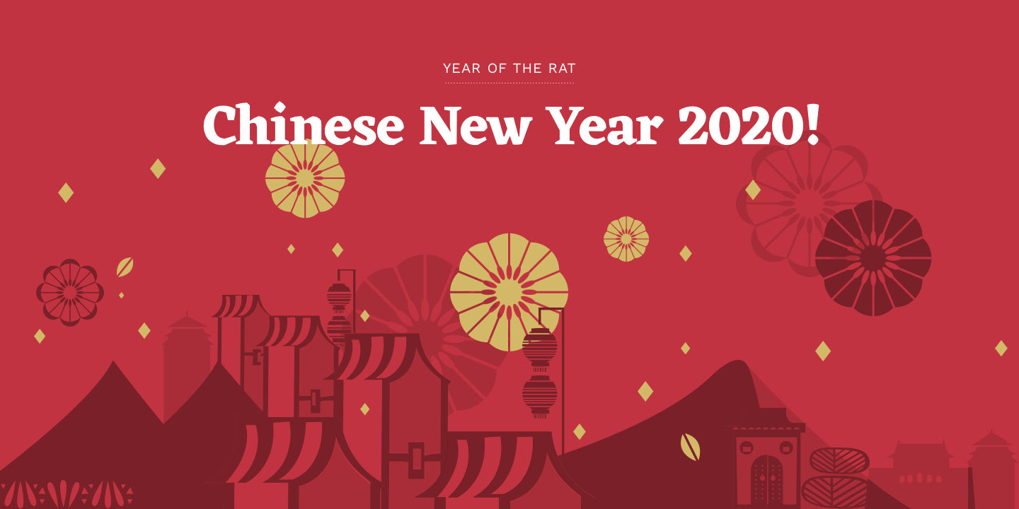 Important Annoucement!! It is time for Chinese New Year!