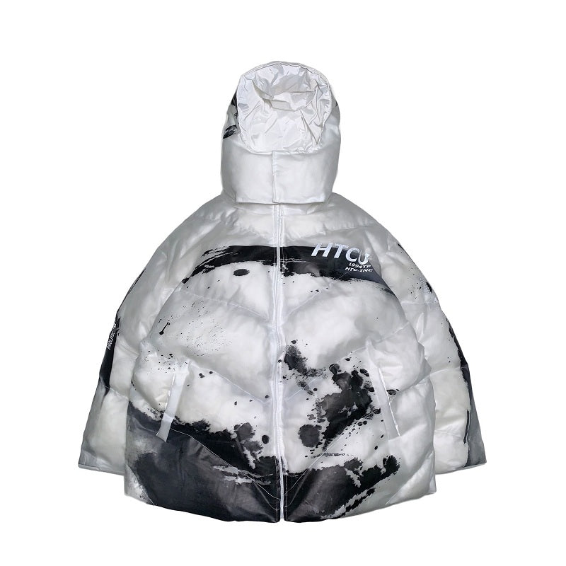 HTCU INK TRANSPARENCY JACKET