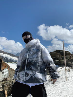 HTCU MOUNTAIN TRANSPARENCY JACKET