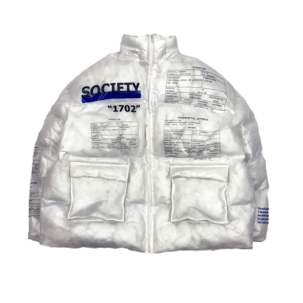 HTCU SPACETAG JACKET