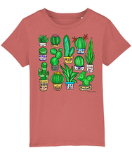 Load image into Gallery viewer, 'Cacti Heads' Kids T-Shirt