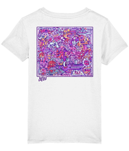 Load image into Gallery viewer, 'Violet Vibes' Kids T-Shirt