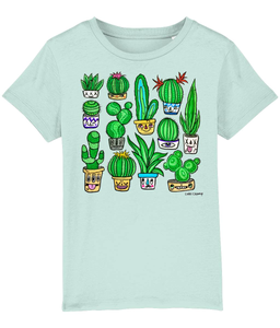 'Cacti Heads' Kids T-Shirt