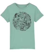 Load image into Gallery viewer, 'World Of Weird' Kids T-shirt