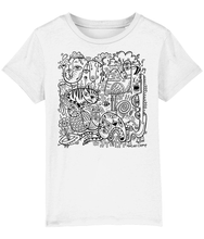 Load image into Gallery viewer, 'Zoology' Kids T-Shirt