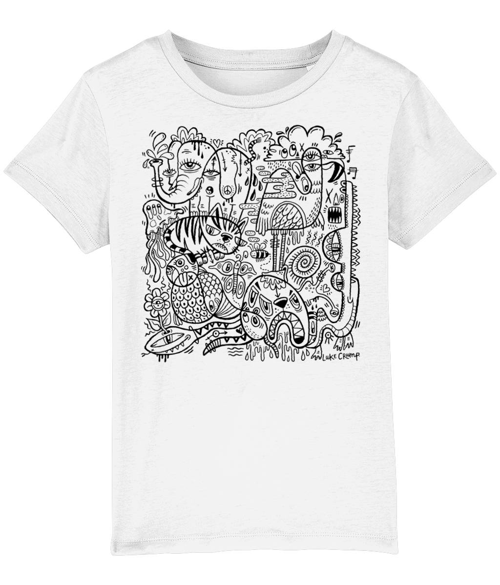 'Zoology' Kids T-Shirt