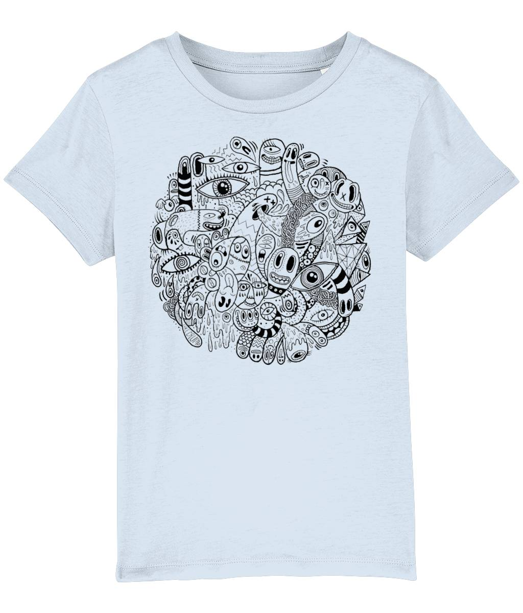 'World Of Weird' Kids T-shirt