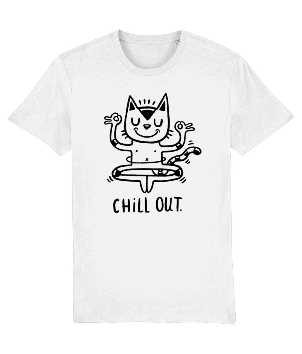 'Chill Out' Unisex T-Shirt