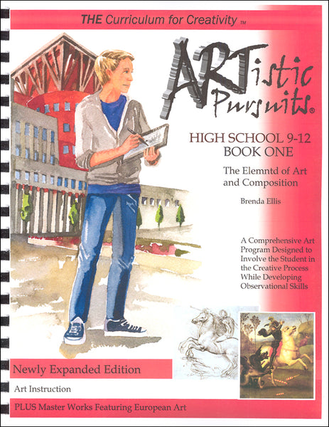 Artistic Pursuits High School Book 1