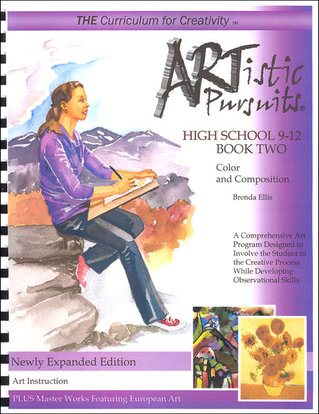 Artistic Pursuits High School Book Two