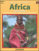 Africa Activity Book (Hands on Heritage)
