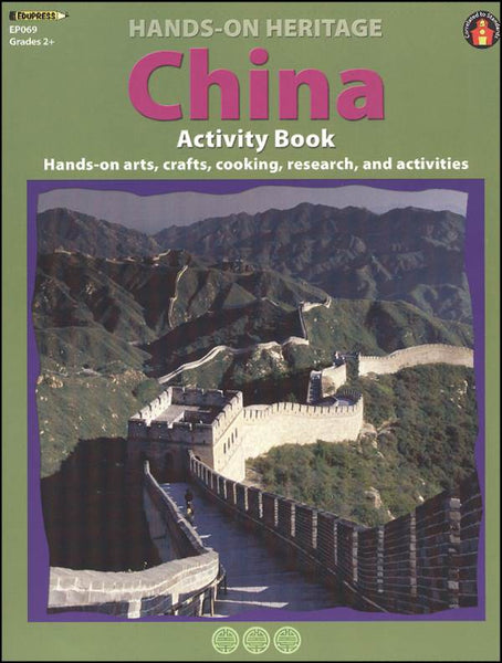 China Activity Book (Hands on Heritage)