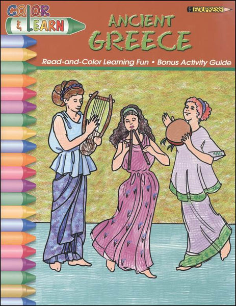 Ancient Greece (Color and Learn)