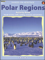 Polar Regions Activity Book (Hands on Heritage)