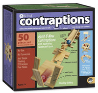 Build 50 Contraptions