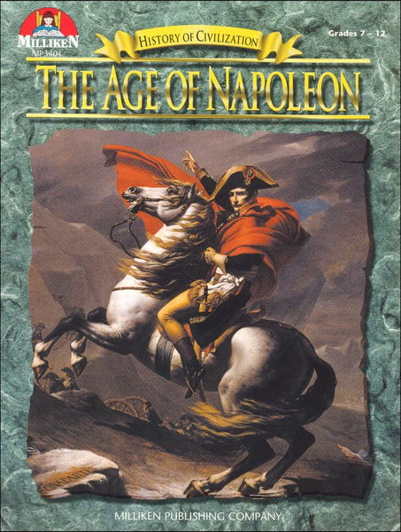 The Age of Napoleon (1789 AD to 1815 AD)