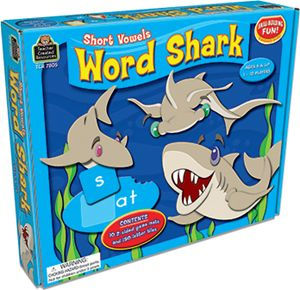 Word Shark: Short Vowels
