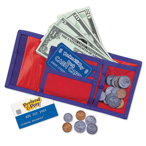 Pretend & Play® Cash 'n' Carry™ Wallet