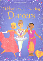 Dancers (Sticker Dolly Dressing)