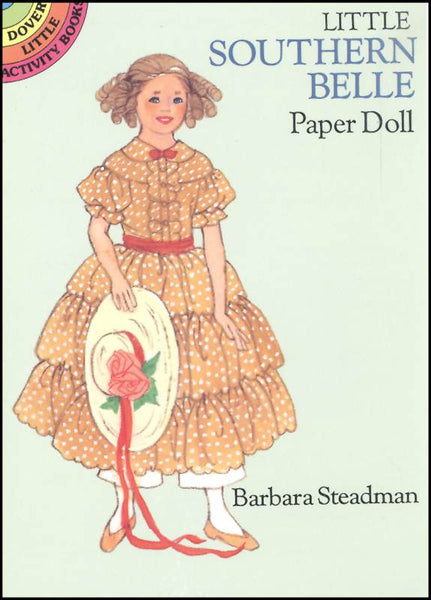 Little Southern Belle Paper Doll