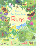 First Sticker Book Bugs