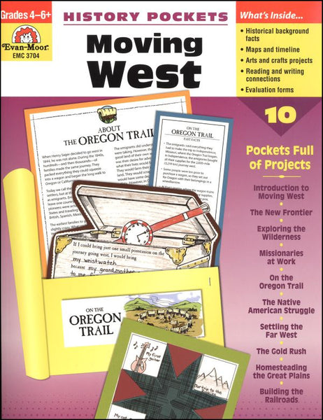 History Pocket: Moving West