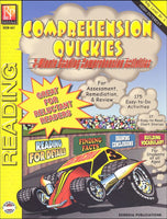 Comprehension Quickies Level 3