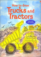 How to Draw - Trucks and Tractors
