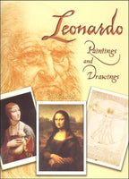 Leonardo Paintings and Drawings: 24 Cards
