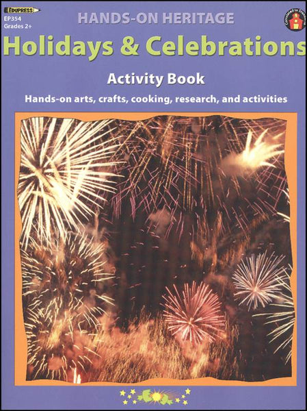 Holidays & Celebrations Activity Book (Hands on Heritage)