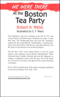 We Were There: At The Boston Tea Party
