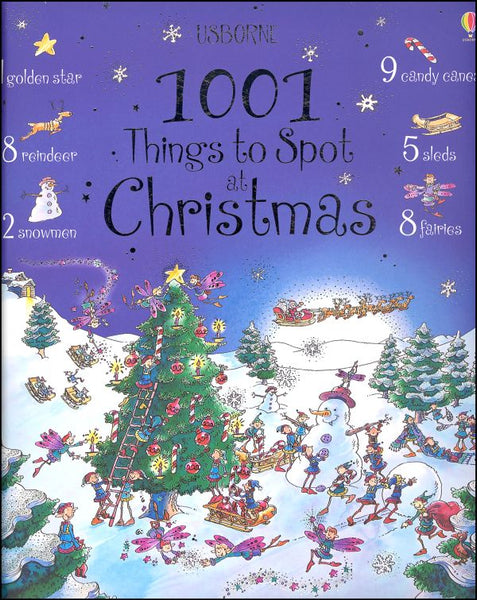 1001 Things To Spot at Christmas